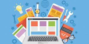 Growth of web development on the rise